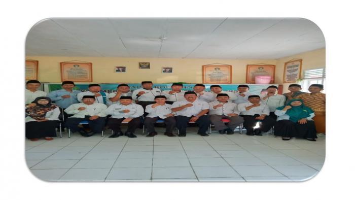 Kepala MTs Negeri 3 Batanghari Ikuti Rakor di Kantor Kementerian Agama Kabupaten Batanghari
